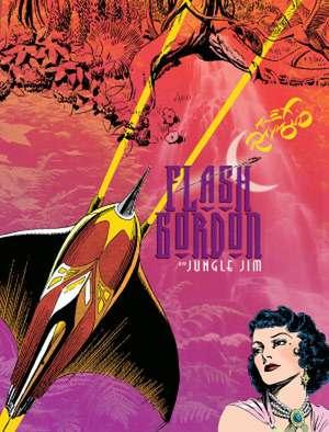 Definitive Flash Gordon and Jungle Jim Volume 2:  Shadowplague Tp de Alex Raymond