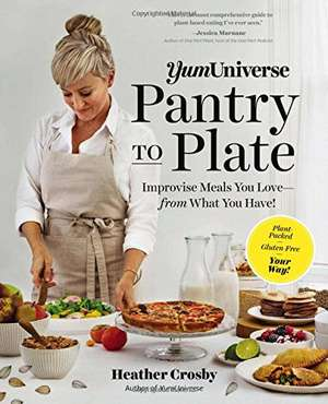 Yumuniverse Pantry to Plate