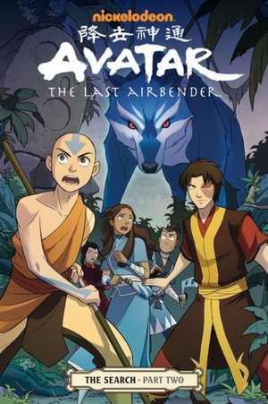 Avatar: The Last Airbender#the Search Part 2 de Gene Luen Yang