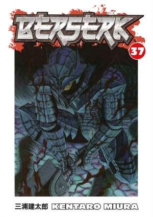 Berserk Volume 37:  Satan Smells a Rat de Kentaro Miura
