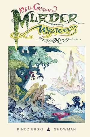 Murder Mysteries (2nd Edition) de Neil Gaiman