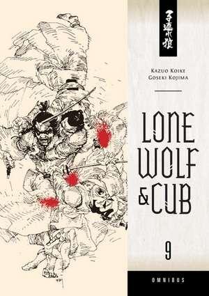 Lone Wolf & Cub Omnibus Vol. 9
