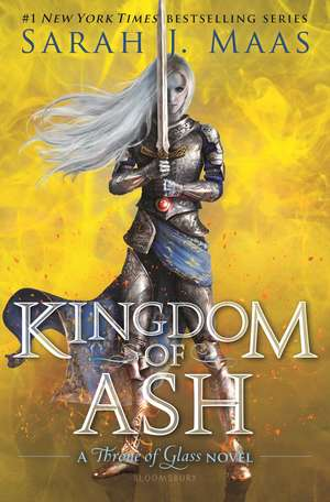 Kingdom of Ash (Throne of Glass) de Sarah J. Maas