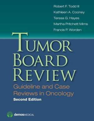 Tumor Board Review, Second Edition