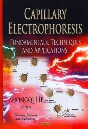 Capillary Electrophoresis de Zhongqi He