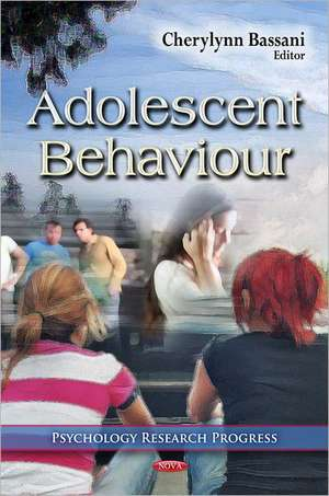 Adolescent Behaviour