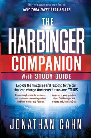 The Harbinger Companion with Study Guide de Jonathan Cahn