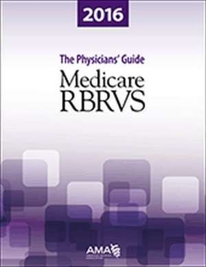 Medicare RBRVS