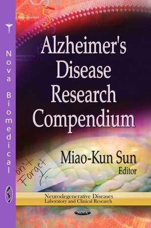 Alzheimer's Disease Research Compendium
