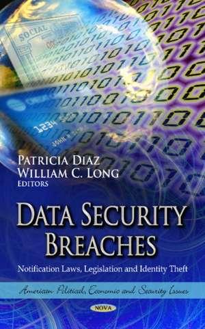 Data Security Breaches de Patricia Diaz