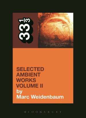 Aphex Twin's Selected Ambient Works Volume II imagine