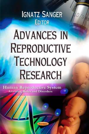 Advances in Reproductive Technology Research imagine