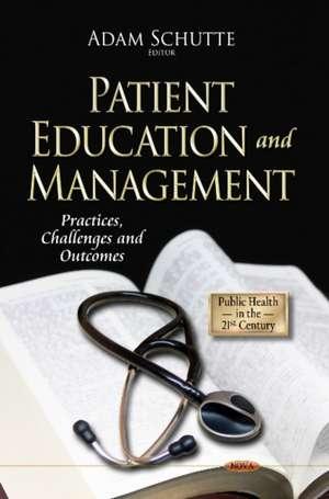 Patient Education and Management