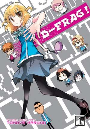 D-Frag!, Volume 1