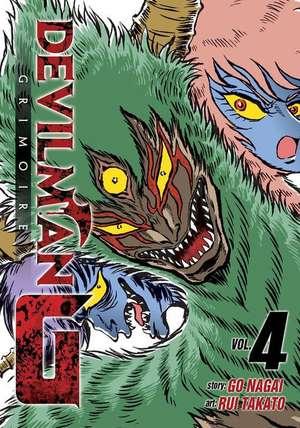Devilman Grimoire Vol. 4 de Go Nagai