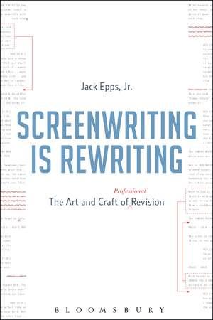 Screenwriting is Rewriting imagine