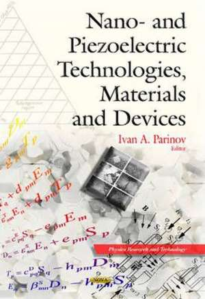 Nano- & Piezoelectric Technologies, Materials & Devices imagine