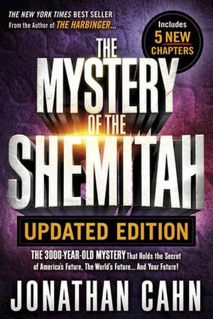 The Mystery of the Shemitah Updated Edition de Jonathan Cahn