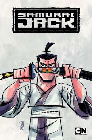 Samurai Jack Volume 3