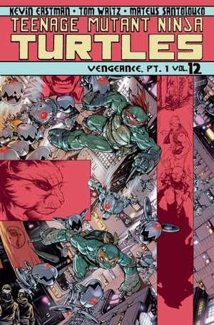 Teenage Mutant Ninja Turtles, Volume 12