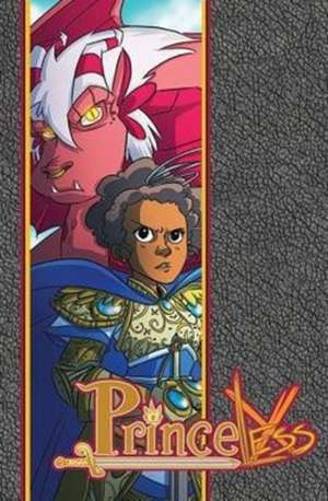 Princeless Book 1: Deluxe Edition Hardcover