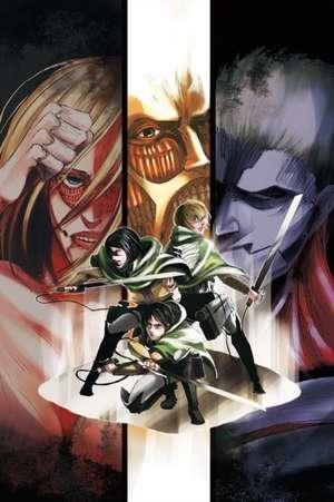 Attack On Titan 24 de Hajime Isayama