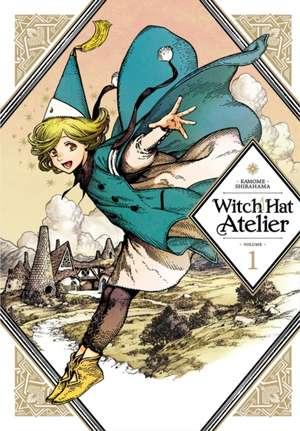 Witch Hat Atelier 1 de Kamome Shirahama