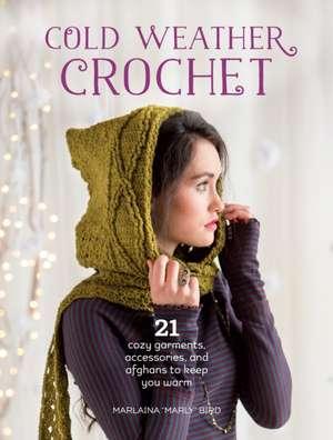 Cold Weather Crochet de Marlaina Marly Bird