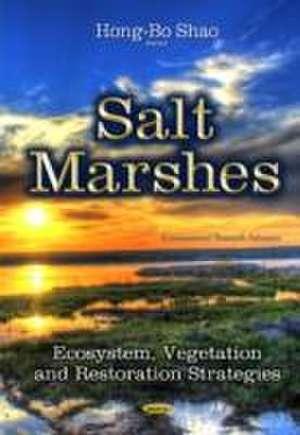 Salt Marshes de Shao Hong-Bo
