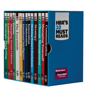 HBR's 10 Must Reads Ultimate Boxed Set (14 Books) imagine
