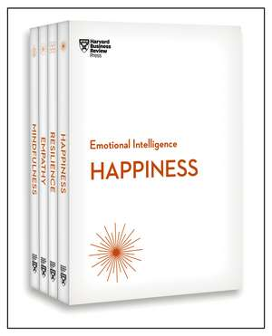Harvard Business Review Emotional Intelligence Collection (4 Books) (HBR Emotional Intelligence Series) de Harvard Business Review