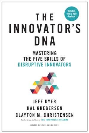 Innovator's DNA imagine