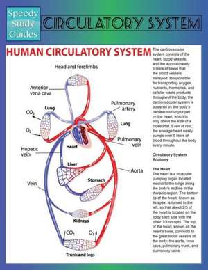 Circulatory System (Speedy Study Guide)