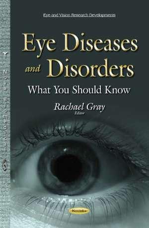 Eye Diseases & Disorders imagine