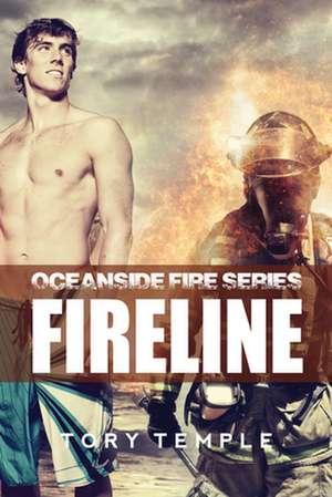 Fireline - Oceanside Fire Series de Tory Temple