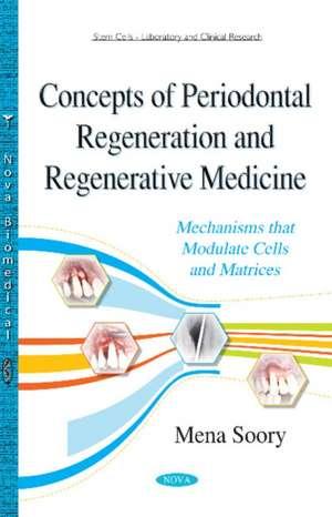 Concepts of Periodontal Regeneration & Regenerative Medicine imagine