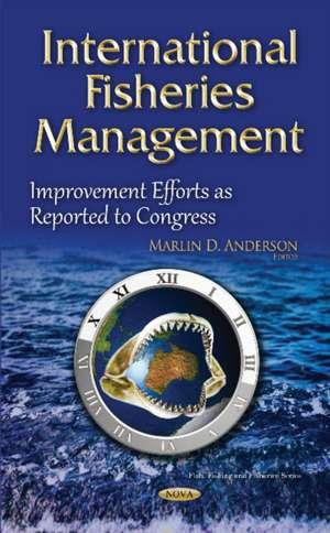 International Fisheries Management imagine