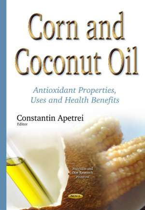 Corn & Coconut Oil
