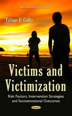 Victims & Victimization imagine