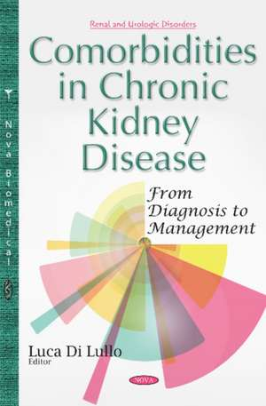 Comorbidities in Chronic Kidney Disease