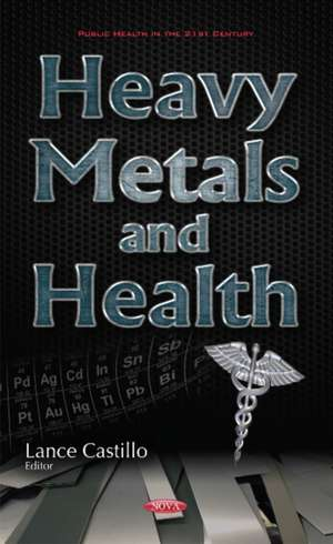 Heavy Metals & Health