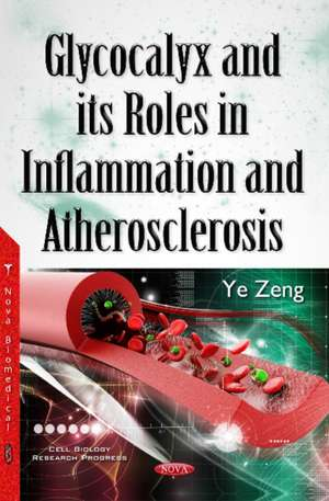 Glycocalyx & its Roles in Inflammation & Atherosclerosis imagine