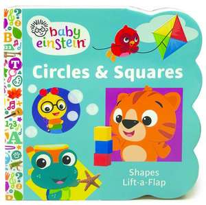 Circles and Squares (Baby Einstein) de Scarlett Wing