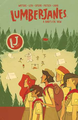 Lumberjanes Vol. 7: A Bird's-Eye View de Shannon Watters