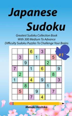 Japanese Sudoku #1 de Masaki Hoshiko