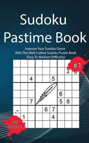 Sudoku Pastime Book #1 de Masaki Hoshiko