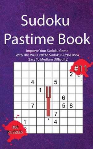 Sudoku Pastime Book #11 de Masaki Hoshiko