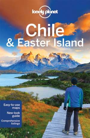 Lonely Planet: Chile & Easter Island