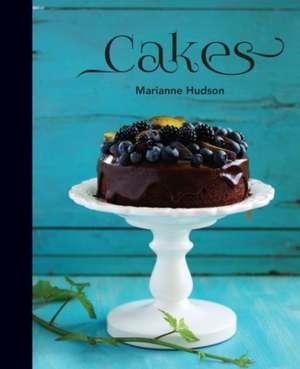 Cakes de Marianne Hudson