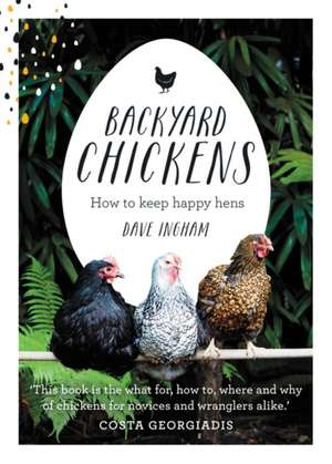 Ingham, D: Backyard Chickens imagine